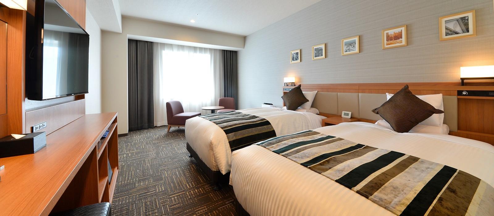 Hotel Hakodate Kokusai  Japan