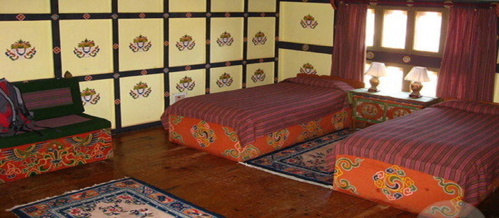 Hotel Gangtey Palace Bhutan