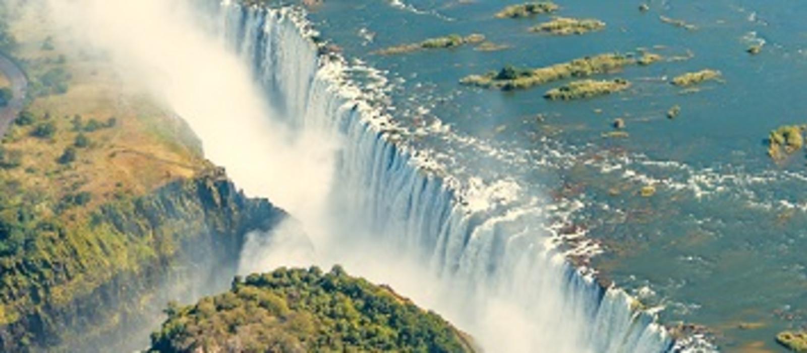 Südafrika, Tansania & Sambia: Victoriafälle, Safari & Strand Urlaub 1