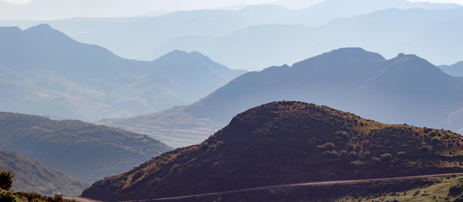 Roadtrip in Südafrika und Lesotho – Drakensberge und Wild Coast Urlaub 1