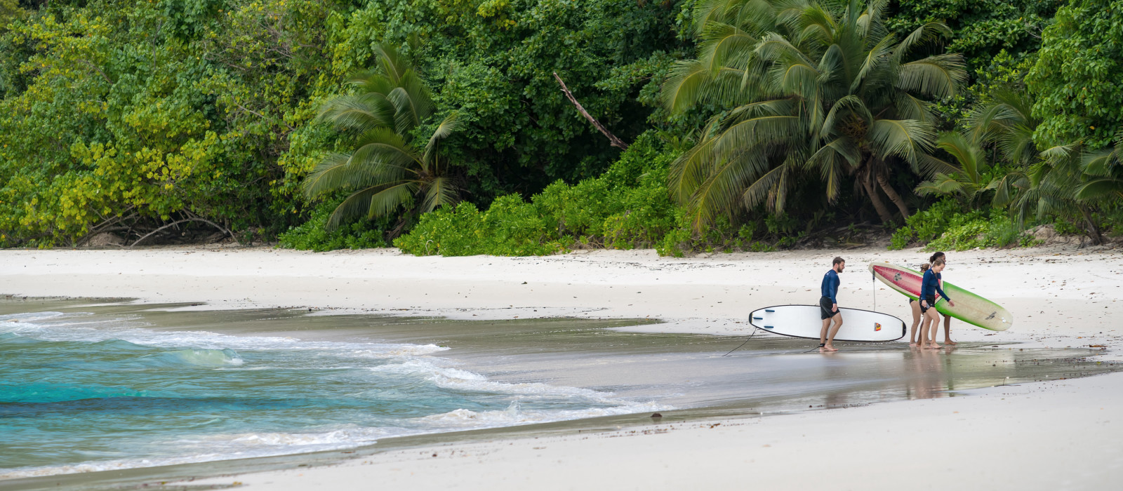 Seychelles: Island Paradise and The Moorings Cruise Tour Trip 1