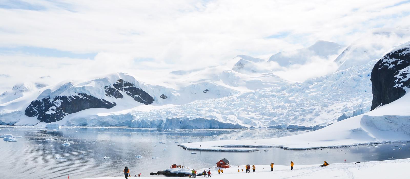 Episches Antarktis-Abenteuer – Falklandinseln & Südgeorgien Urlaub 1