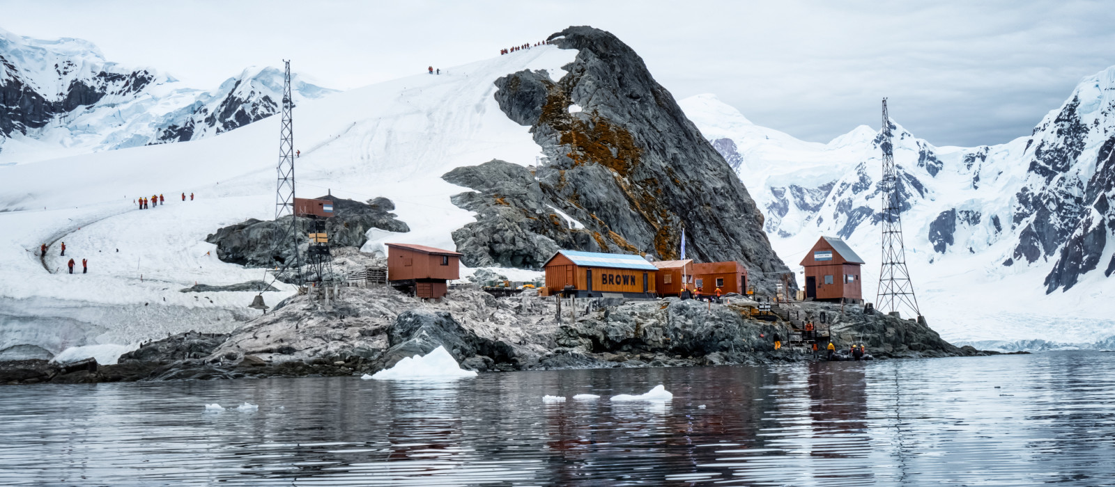 Crossing the Antarctic Circle: Southern Expedition Tour Trip 1