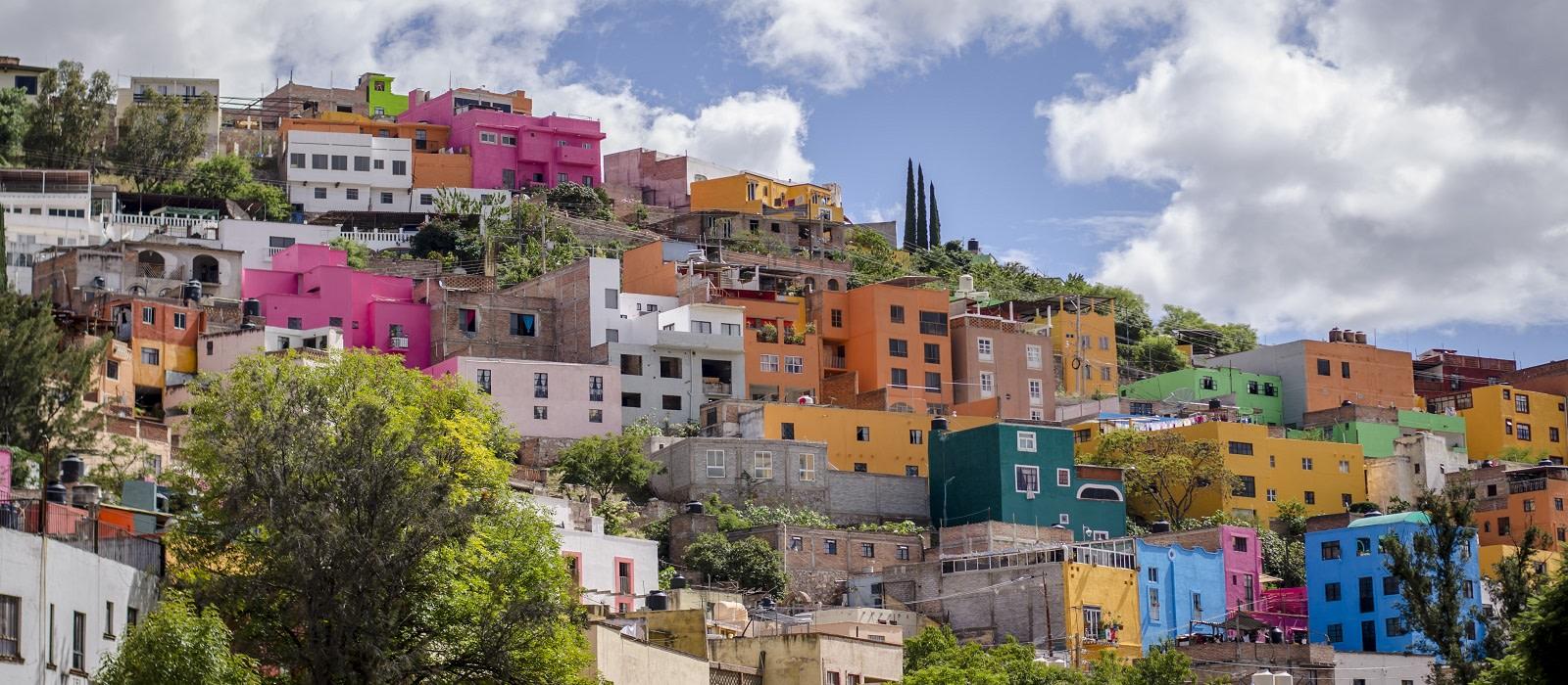 Reiseziel Guanajuato Mexiko