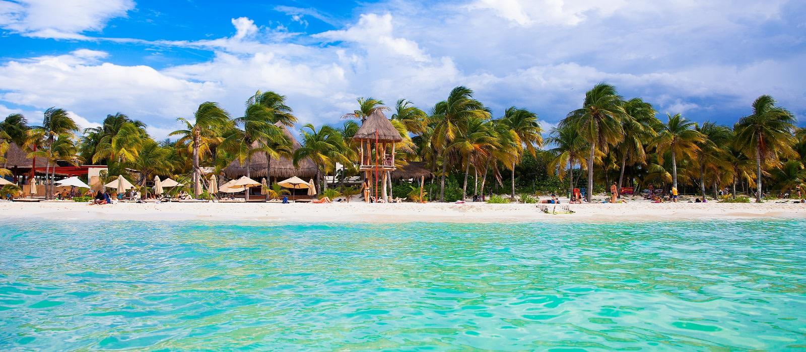 Reiseziel Isla Mujeres Mexiko
