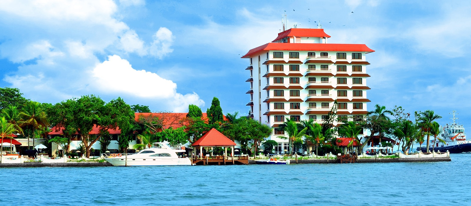 Hotel Taj Malabar Resort & Spa Südindien