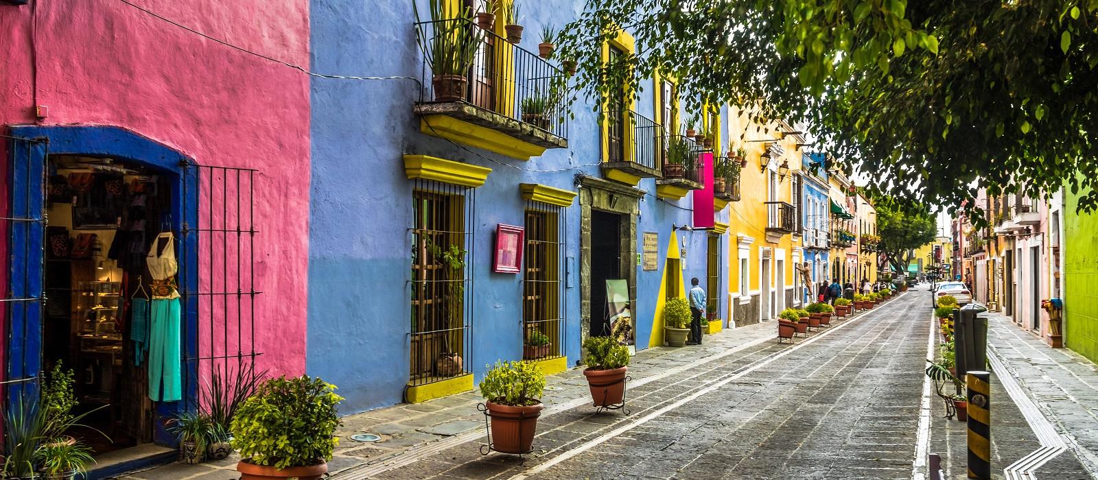 Große Mexiko Rundreise Urlaub 1