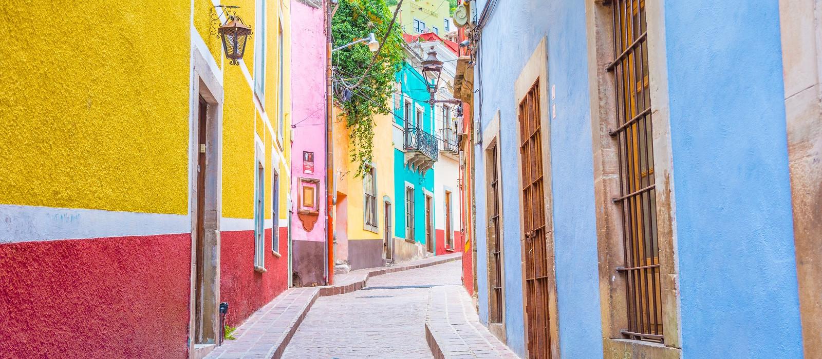 Große Tour durch Mexiko Urlaub 1