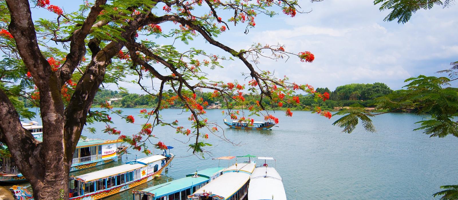 Vietnam's Heritage Cities and Beach Tour Trip 1