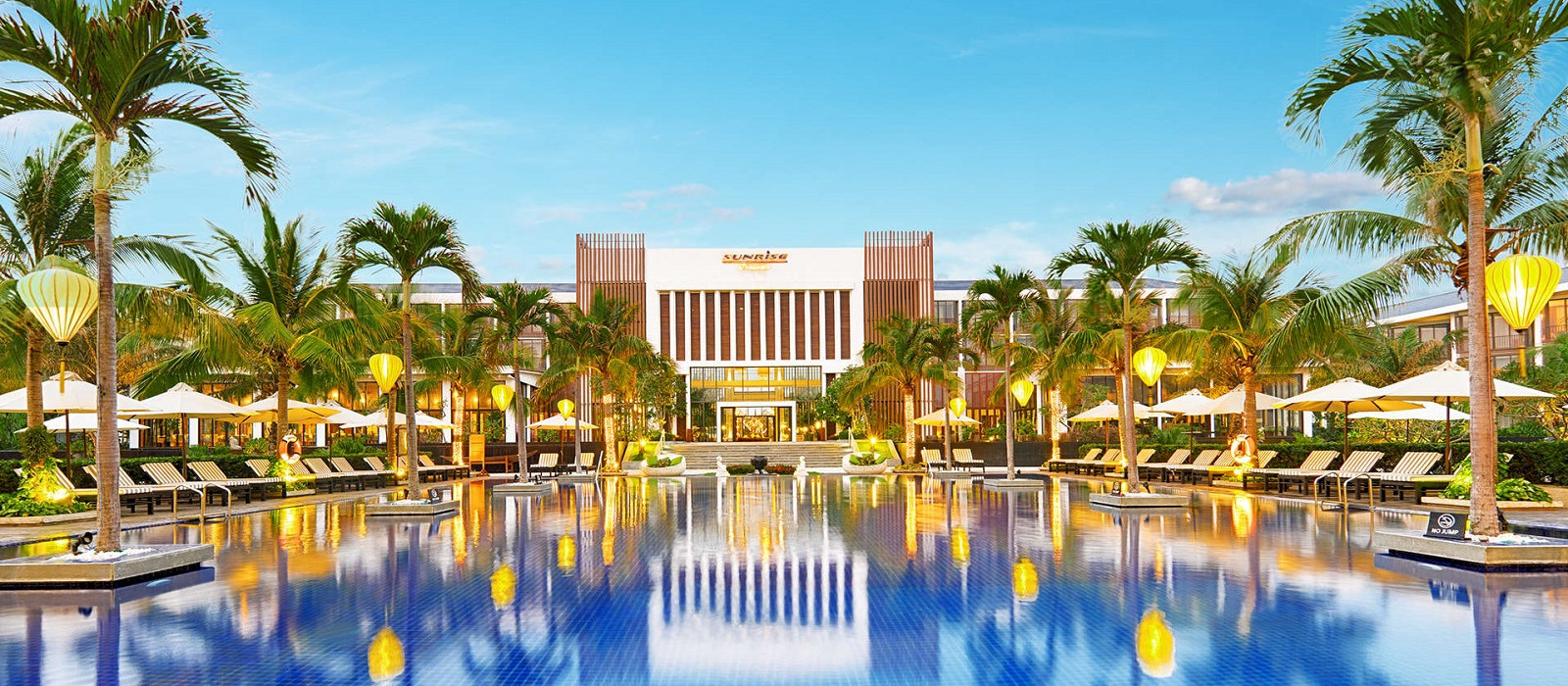 Hotel Sunrise Premium Resort & Spa, Hoi An Vietnam