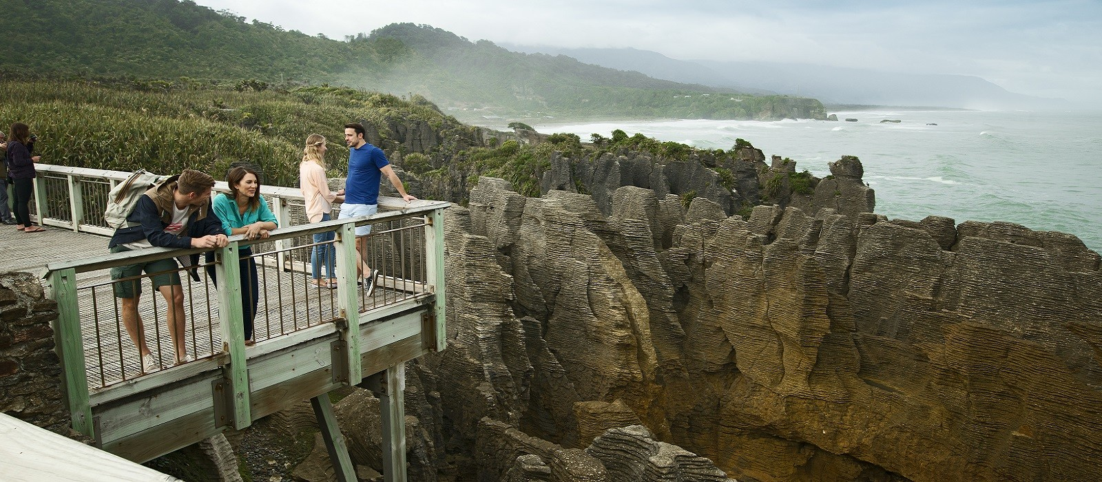 Destination Greymouth New Zealand