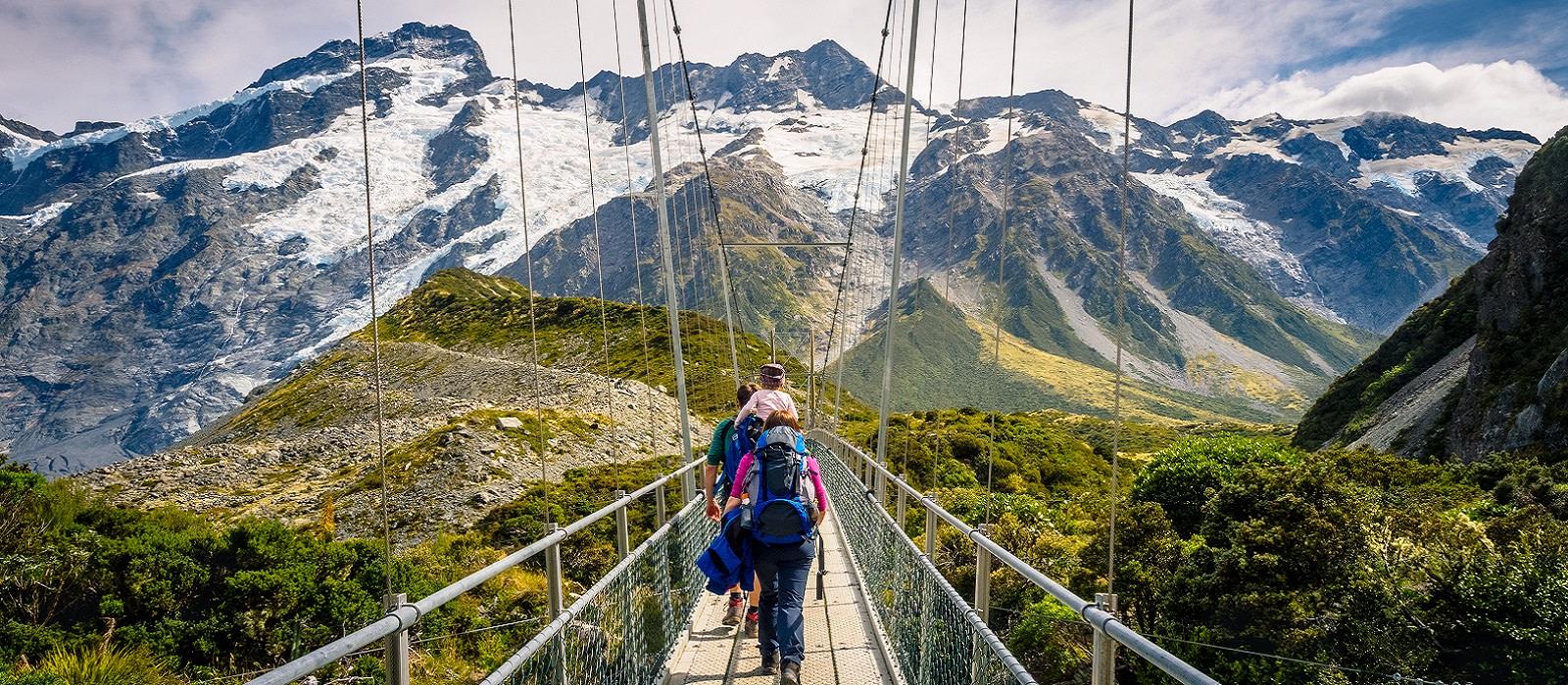 Destination Mt Cook New Zealand
