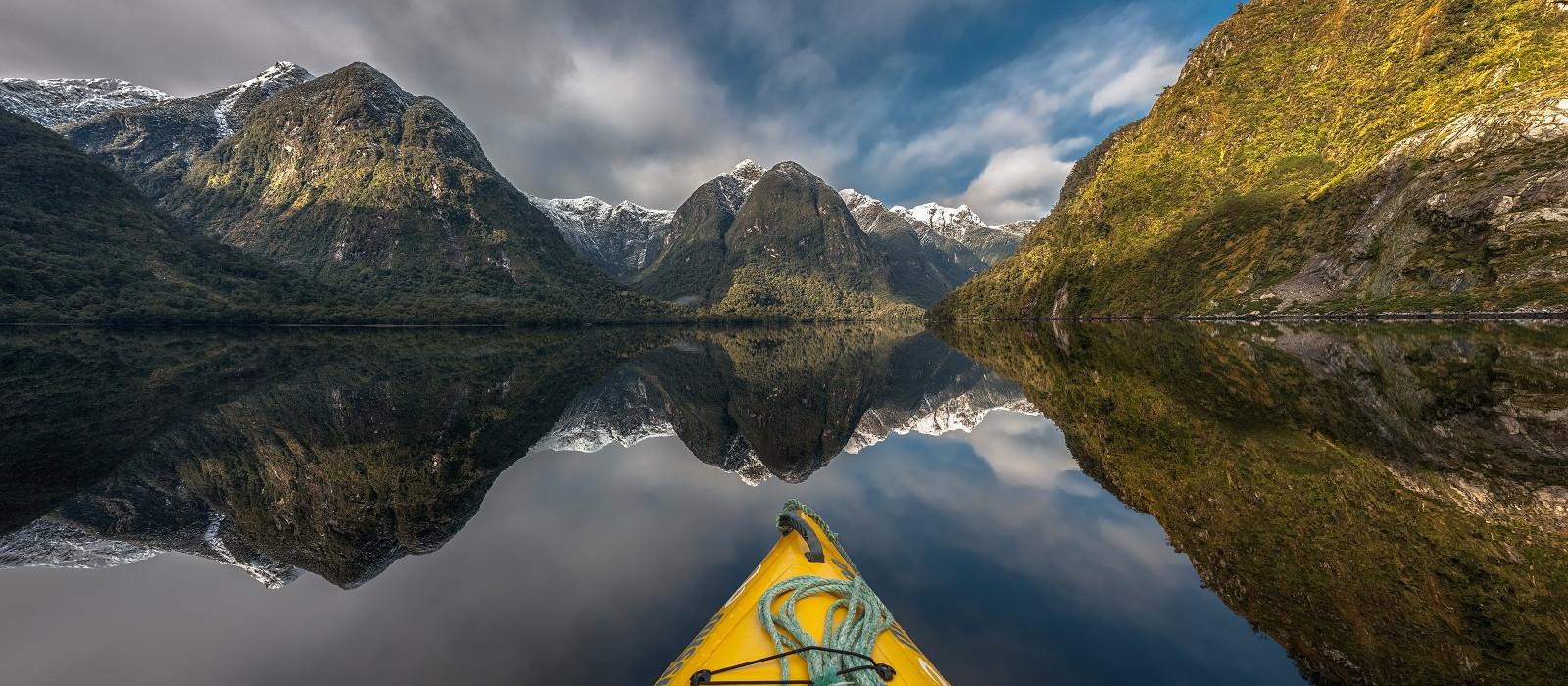 Das Beste von Neuseeland Urlaub 1