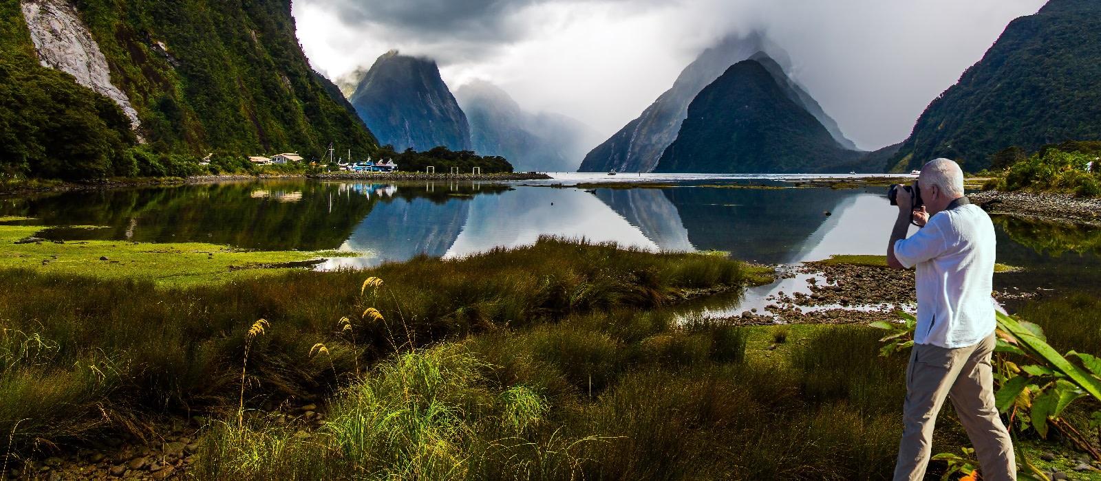 Essential New Zealand: Islands and Alpine Adventure Tour Trip 1
