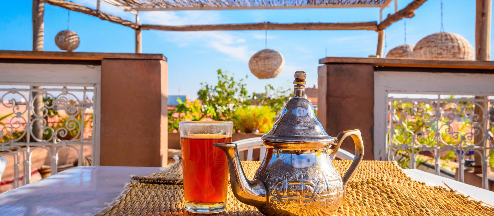 Südliches Marokko: Magisches Marrakesch & Atlantikküste Urlaub 1