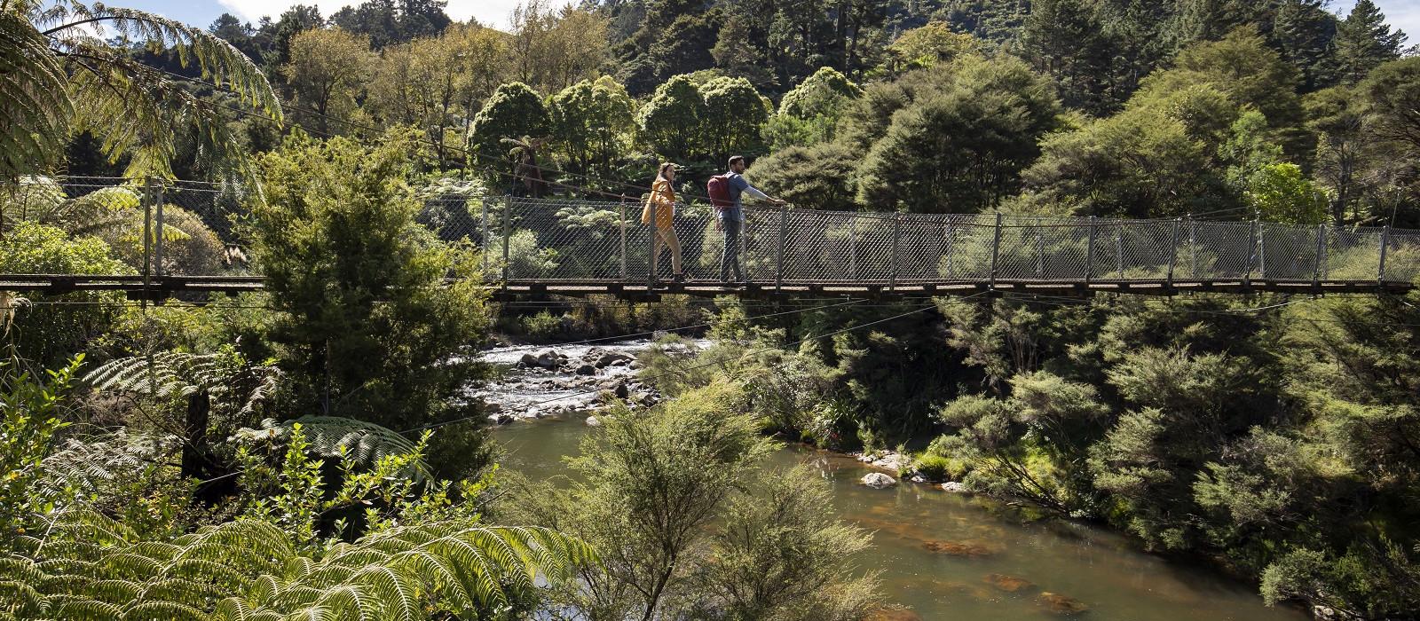 Neuseeland: Kulturelles Erbe, unergründete Pfade & Strand Urlaub 1
