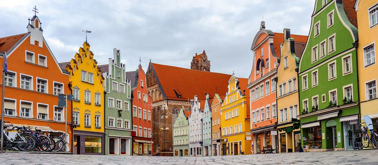 Classic Germany by Train Tour Trip 1