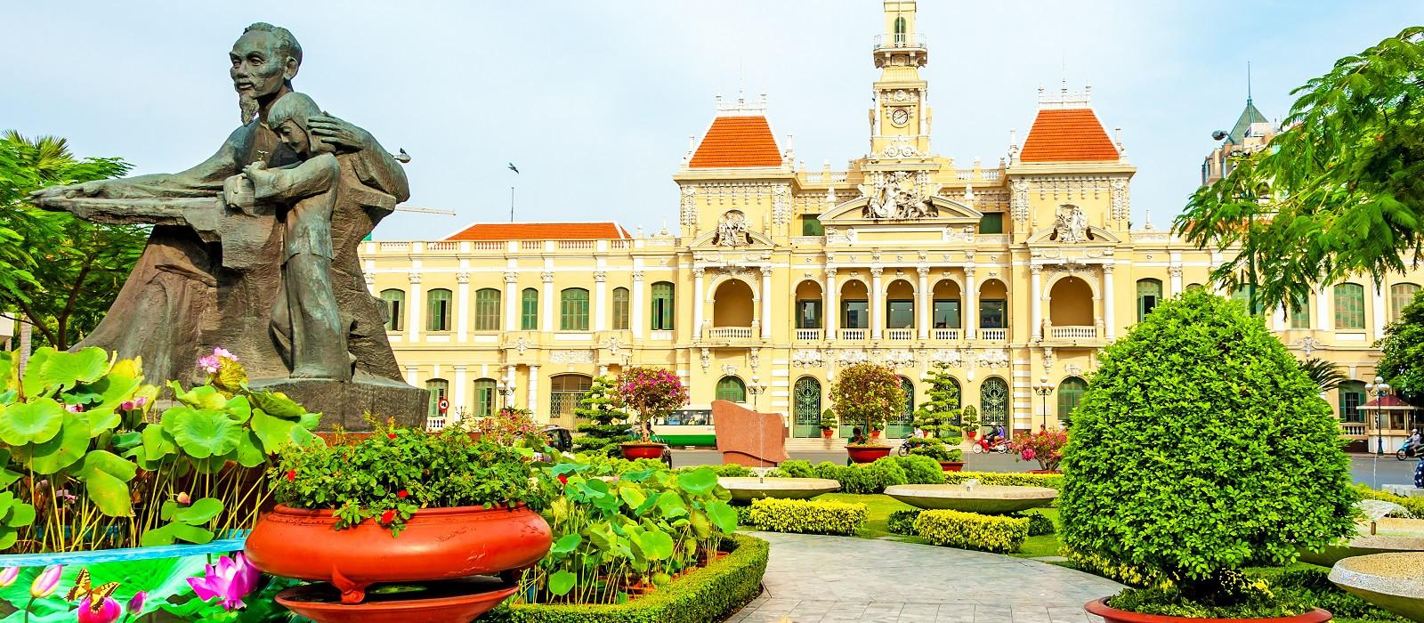 Vietnam: Abseits der ausgetretenen Pfade Urlaub 1