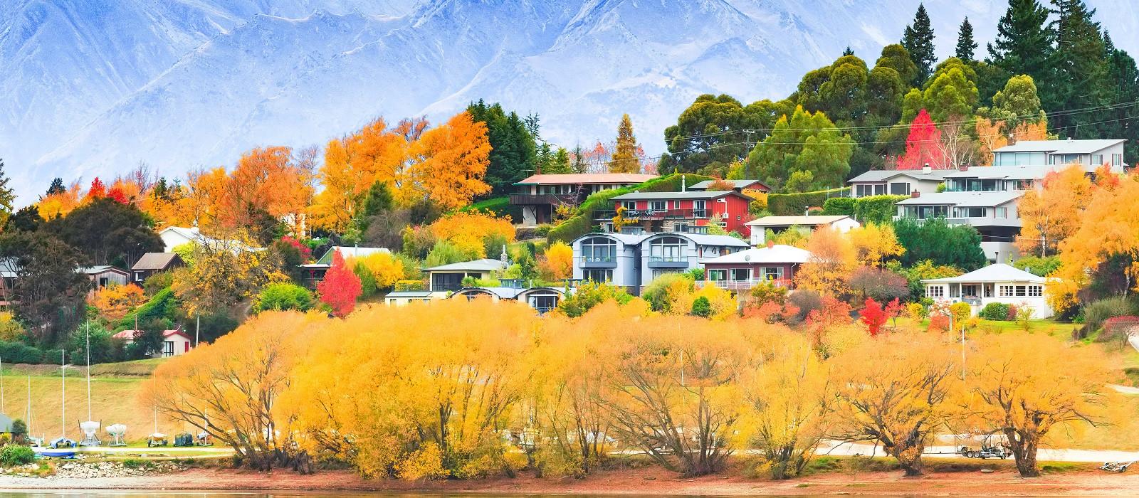 Neuseeland: Die Schönheit beider Inseln Urlaub 1