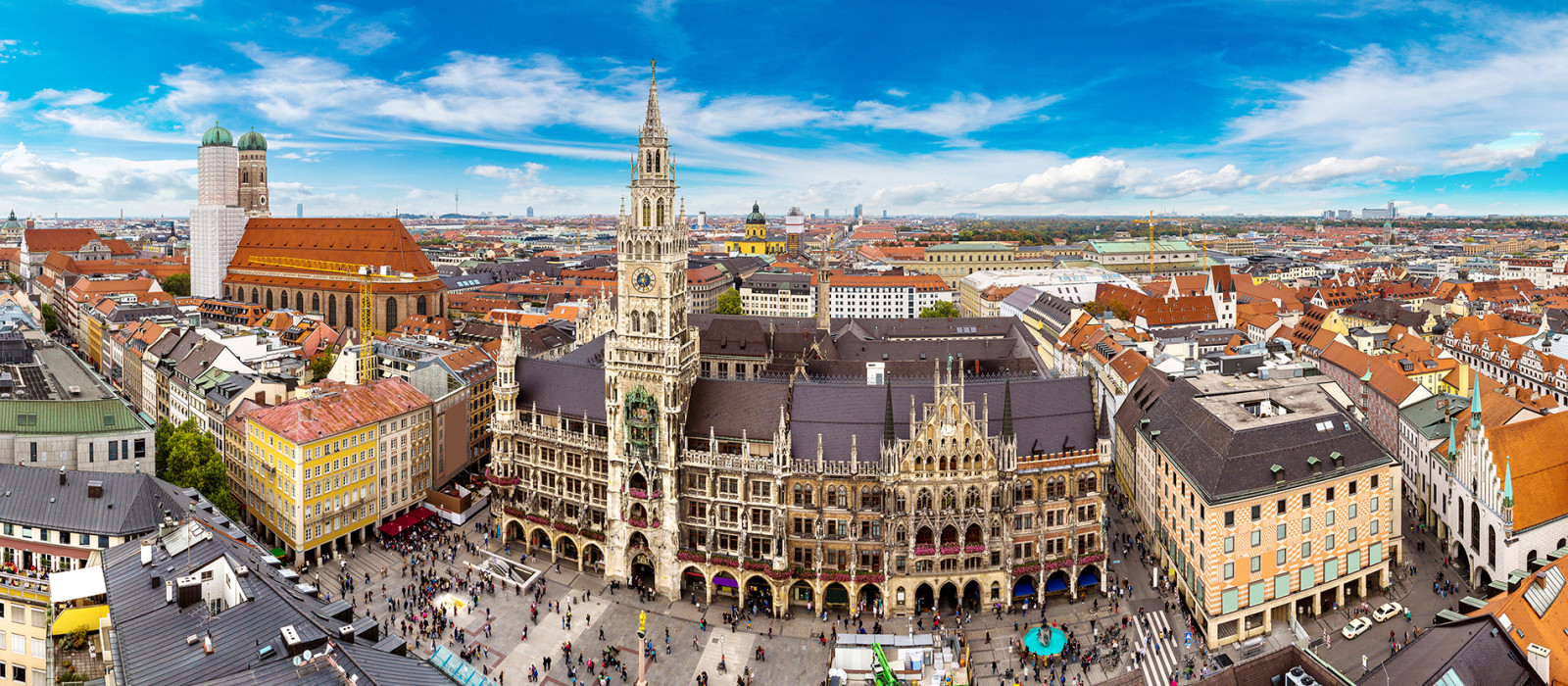 Bavarian Countryside and Romantic Road Overland Tour Trip 1