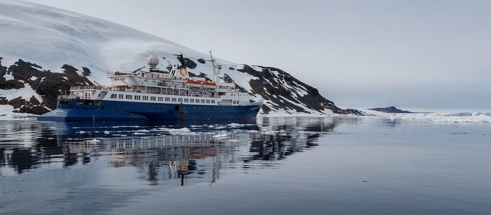 Antarctic Explorer: Discovering the Seventh Continent Tour Trip 1