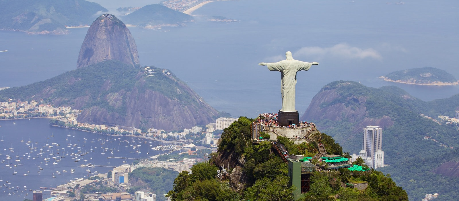 Brazil's Big Cities, Nature and Beach Tour Trip 1