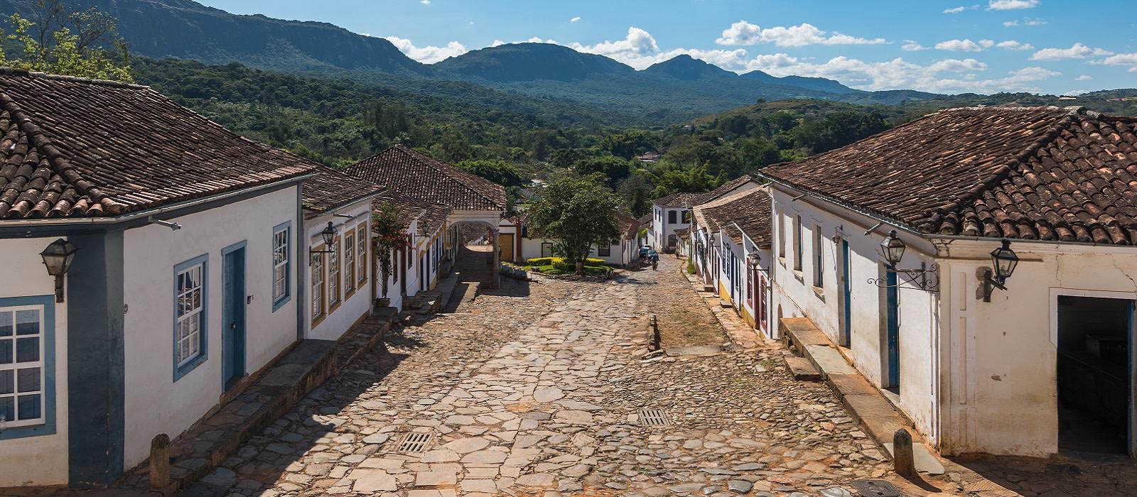 Brasilien: Tosende Wasserfälle, Goldrausch & Strände Urlaub 1