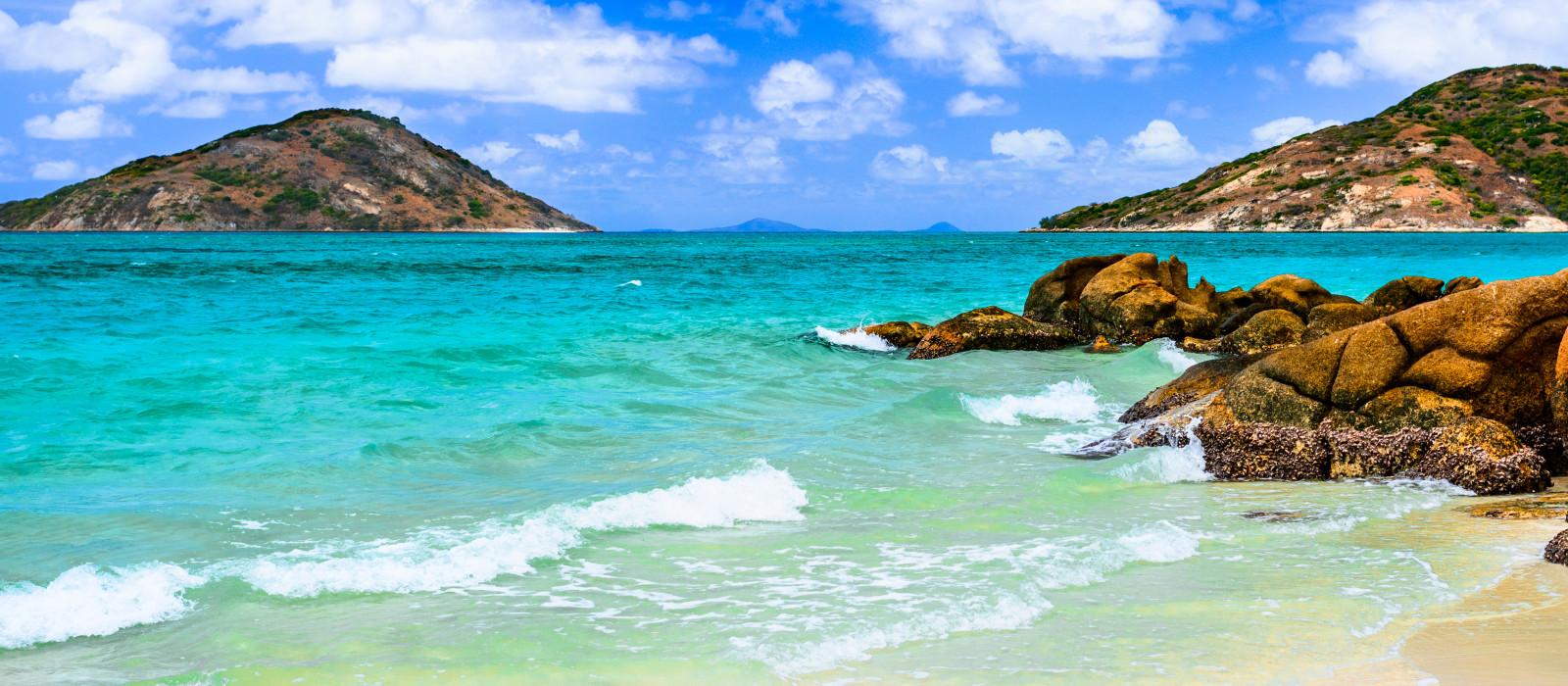 Luxury Down Under: Culture, Landscapes & Paradise Islands Tour Trip 1