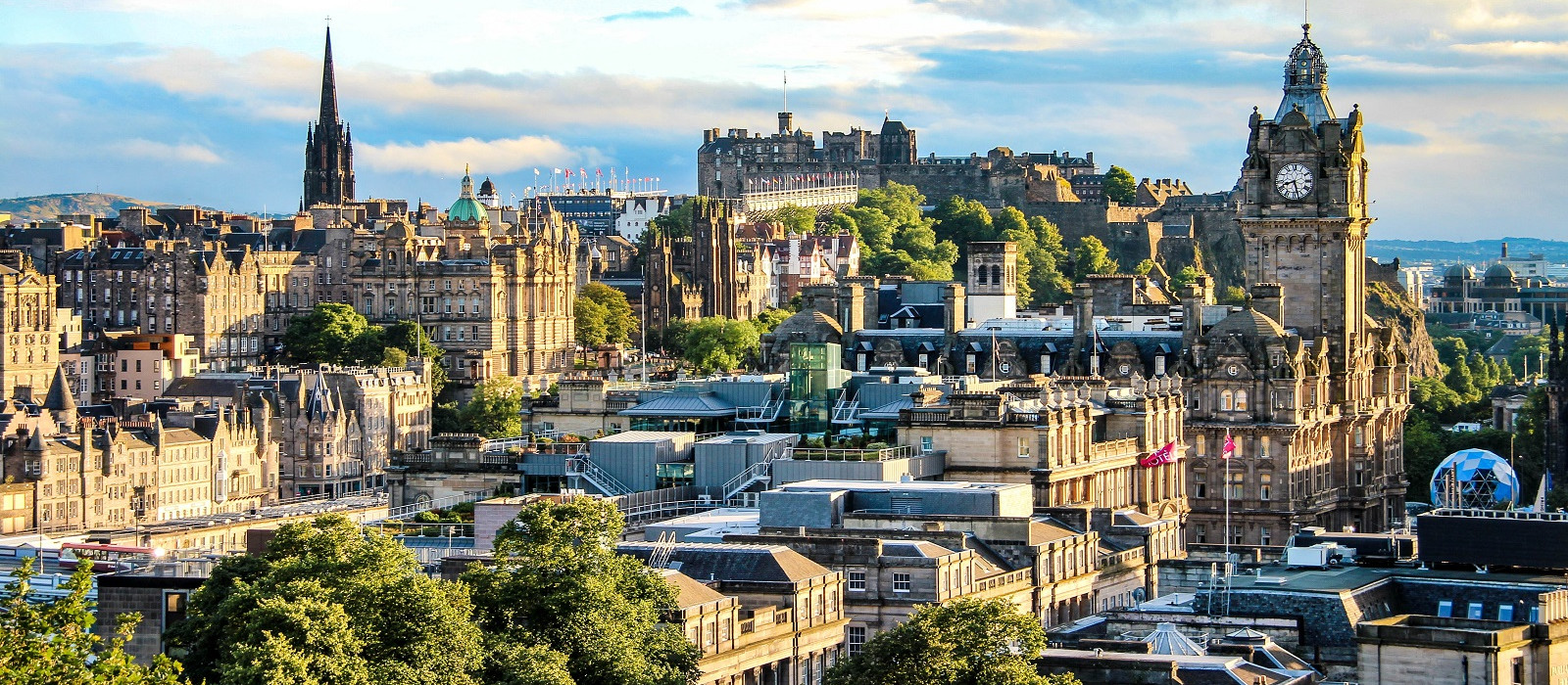 Scotland: Heritage Cities and Loch Ness Tour Trip 1