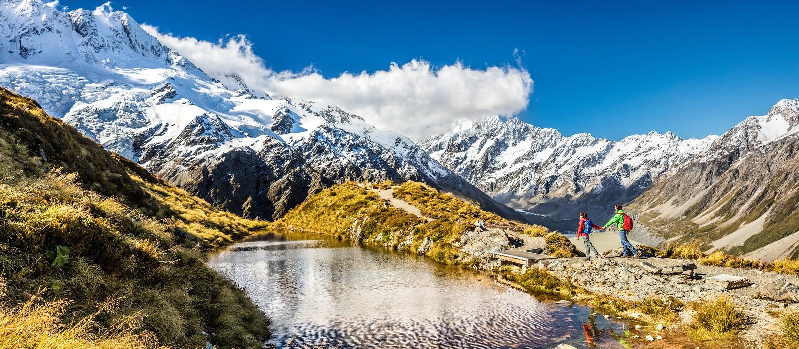 New Zealand: Art, Wine and Beach Tour Trip 1