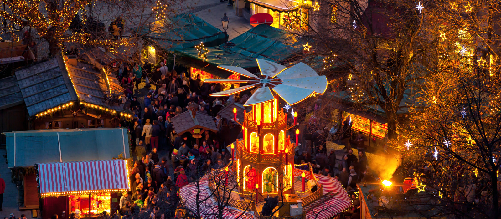 Bavaria's Christmas Markets Tour Trip 1