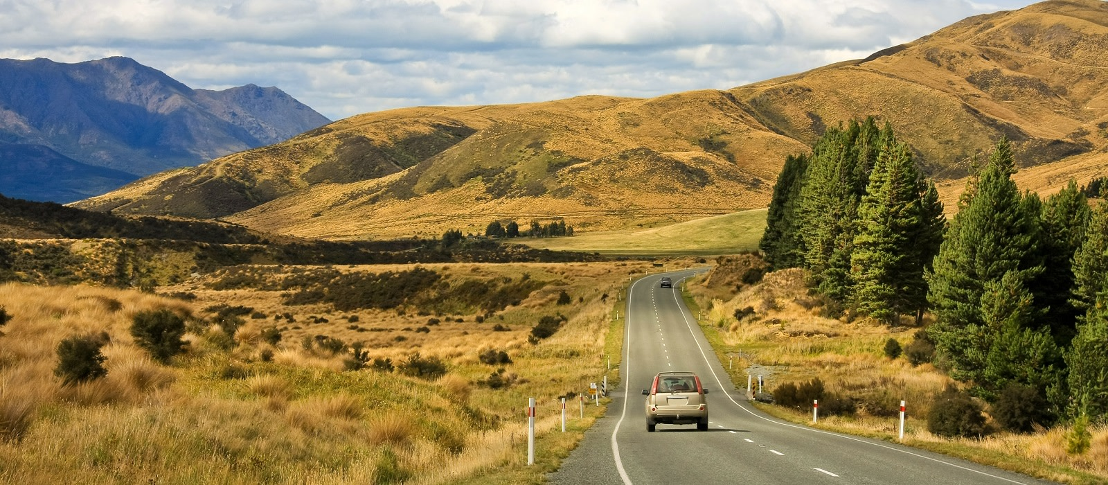 New Zealand Overland: From South to North Island Tour Trip 1