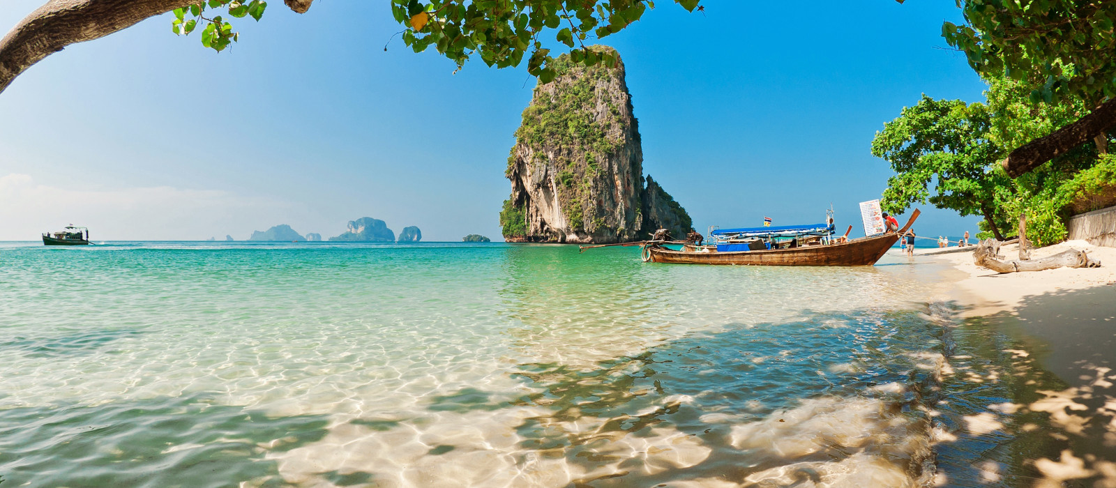 Luxury Thailand Cruise on The Moorings Tour Trip 1