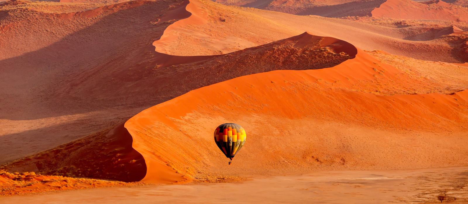 Classic Namibia Tour Trip 1