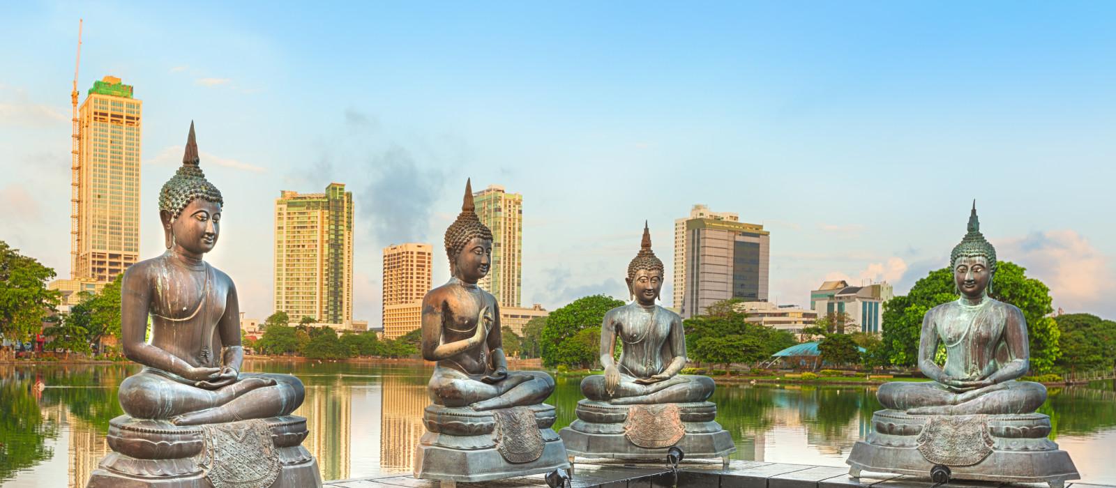 Sri Lanka: Einzigartige Vielfalt und Strände Urlaub 1