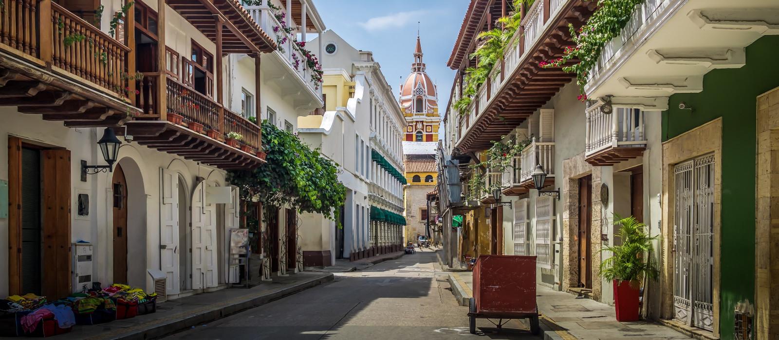 Kunterbuntes Kolumbien Urlaub 1