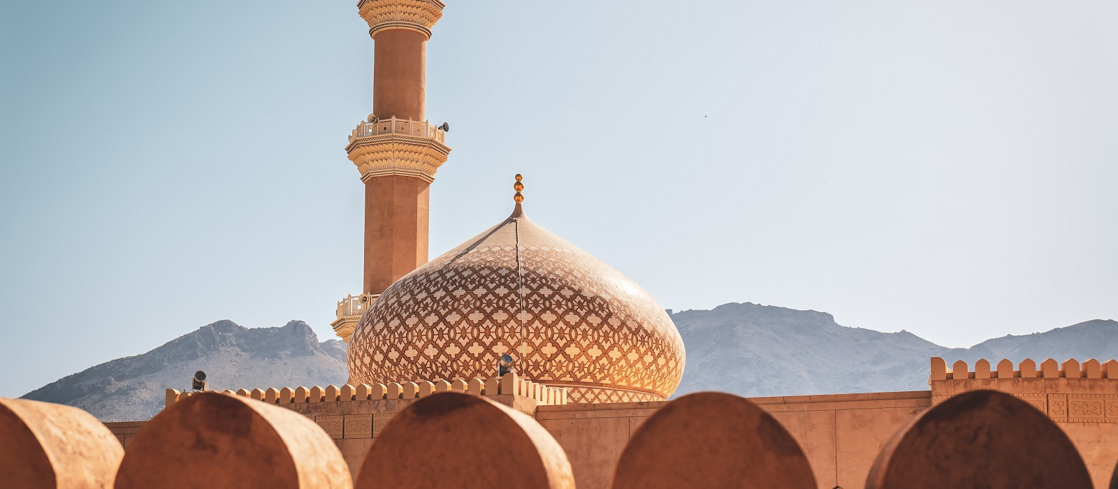 Oman: Mountains, Fortresses and Desert Tour Trip 1