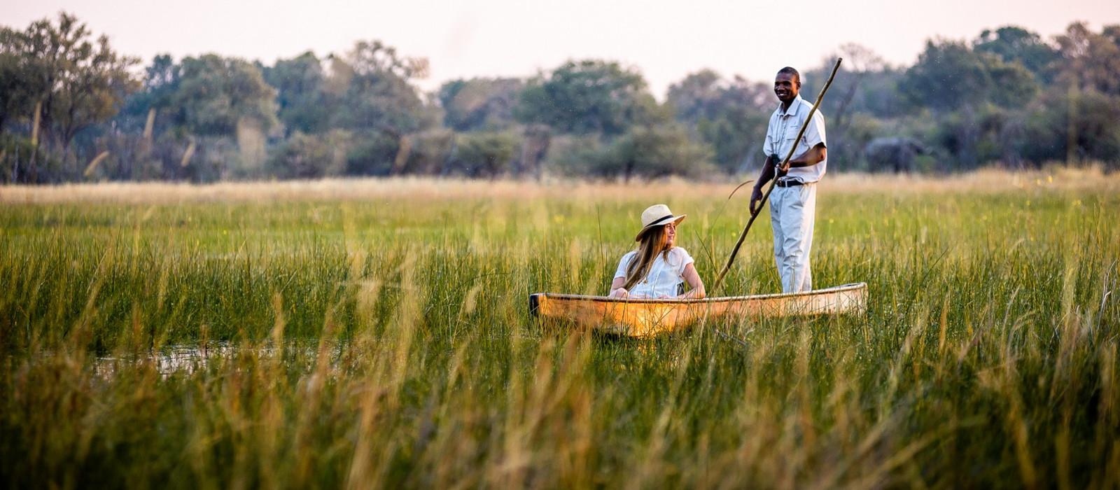 Botswana: Natural Wonders Tour Trip 1