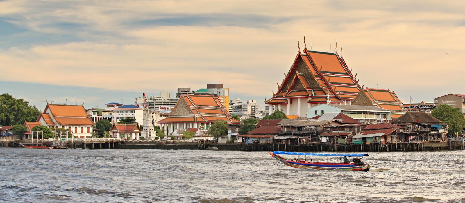 Thailand: Auszeit in Luxus-Spas Urlaub 1