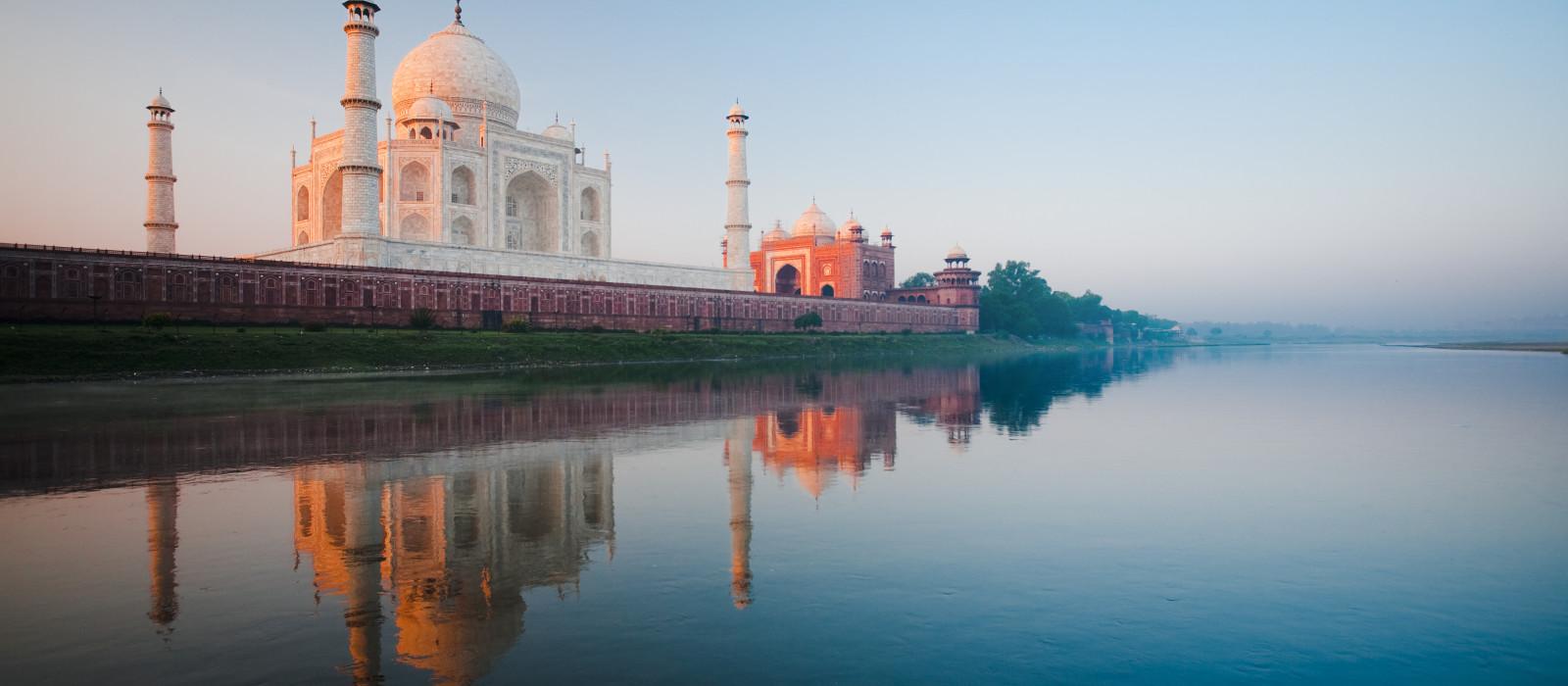 Indien: Taj Mahal & Tiger Urlaub 1