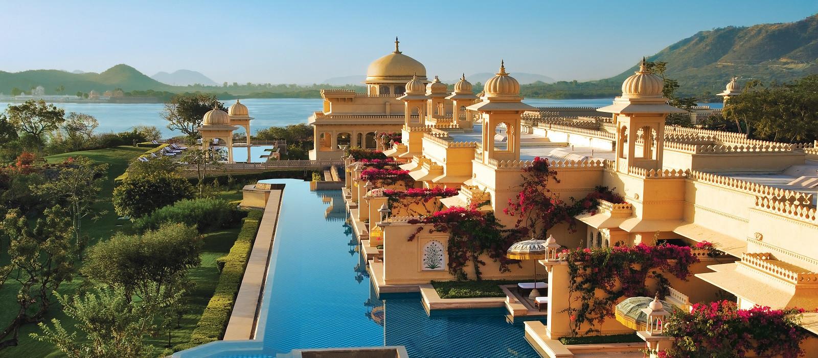 Oberoi Exclusive: Tiger Safari and Rajasthan Tour Trip 1