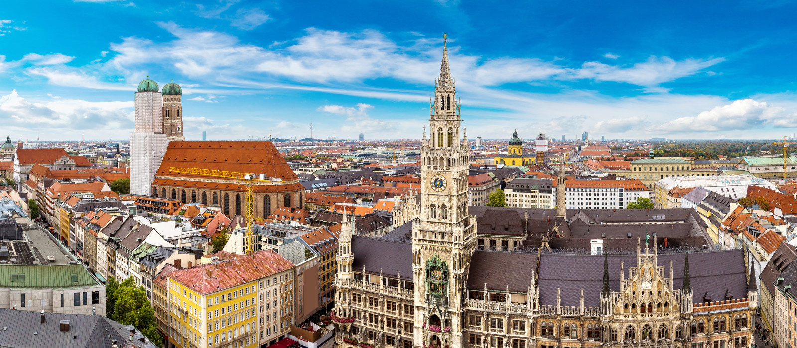 Highlights of Germany Tour Trip 1