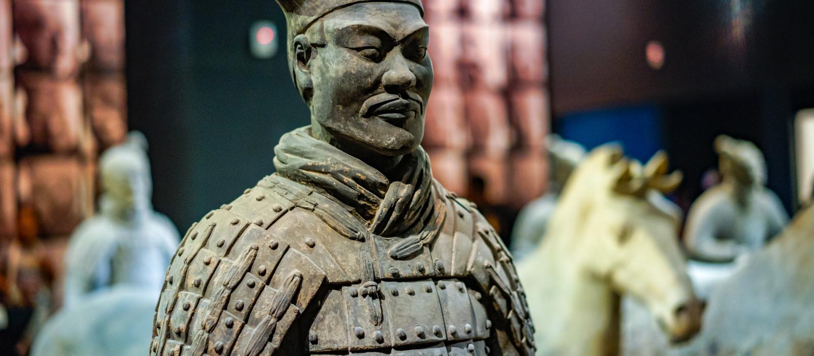 China – Kaiserstädte, Tibet und Yangtse-Kreuzfahrt Urlaub 1