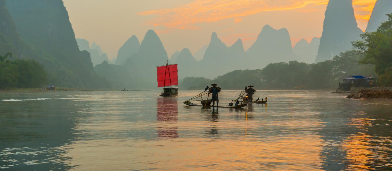 China's Imperial Cities & Legendary Landscapes (19 days) – Midrange / Upmarket Tour Trip 1