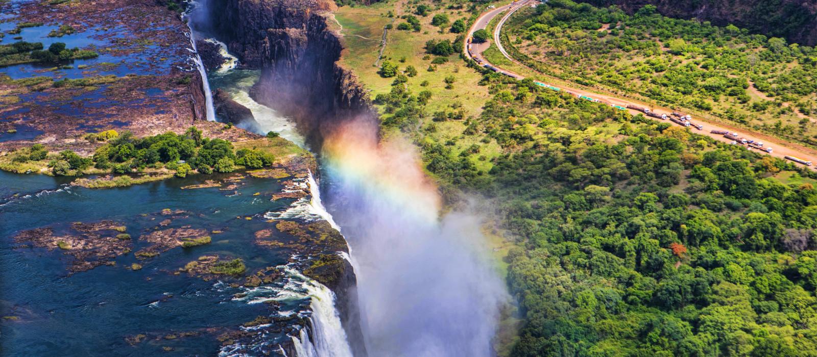 Höhepunkte des südlichen Afrika & Seychellen Urlaub 1