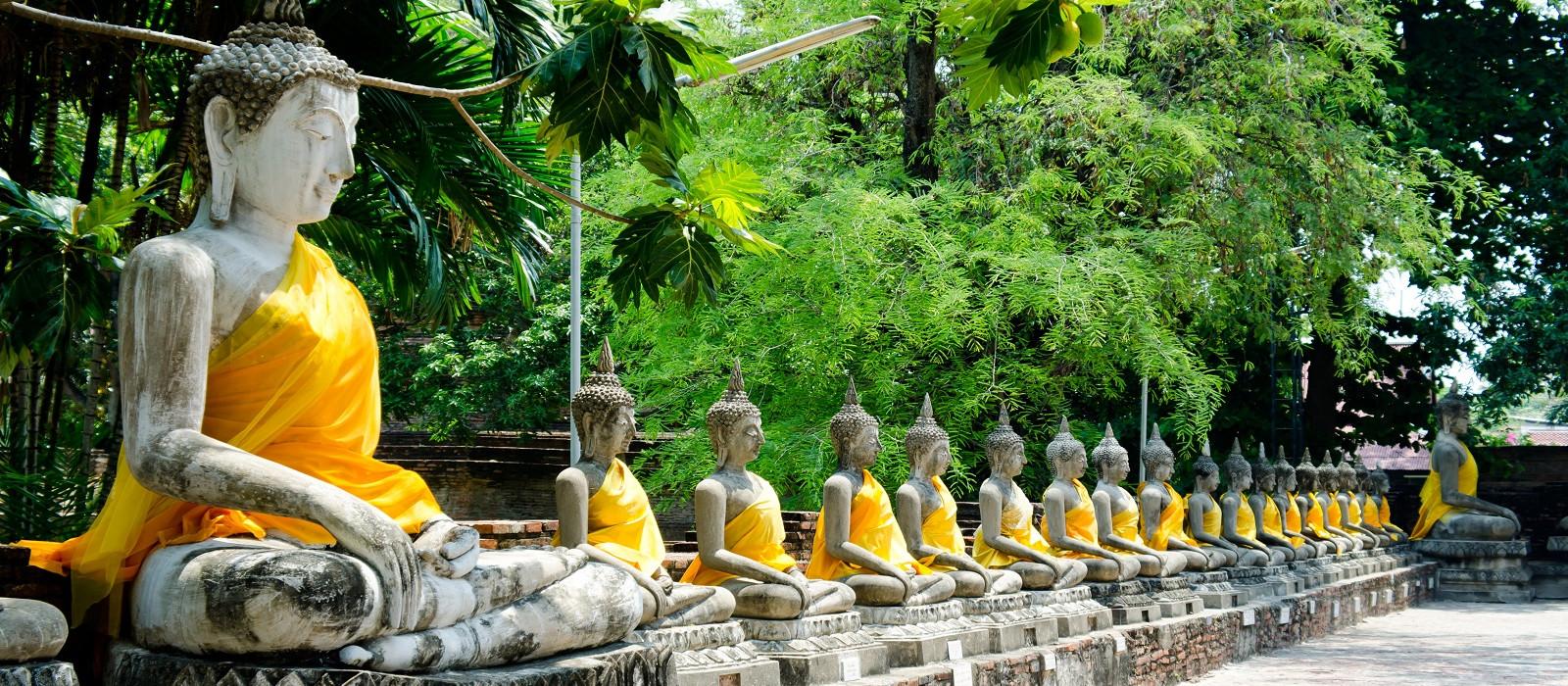 Thailand hautnah Urlaub 1