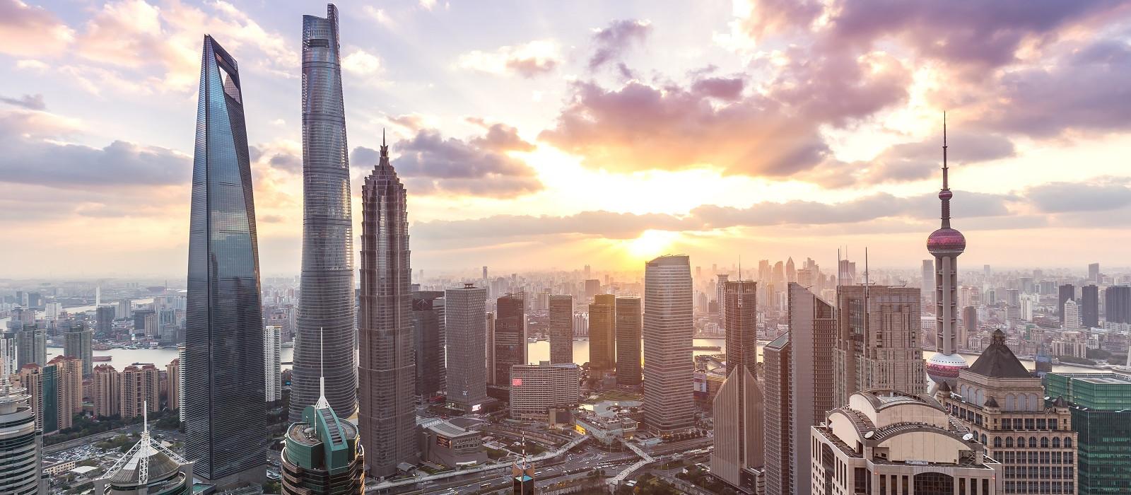 China für Einsteiger: Von Peking (Beijing) nach Shanghai Urlaub 1