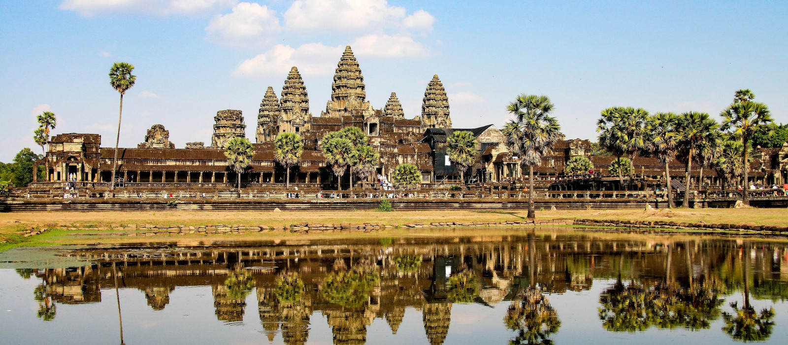 Highlights of Cambodia in Luxury Tour Trip 1