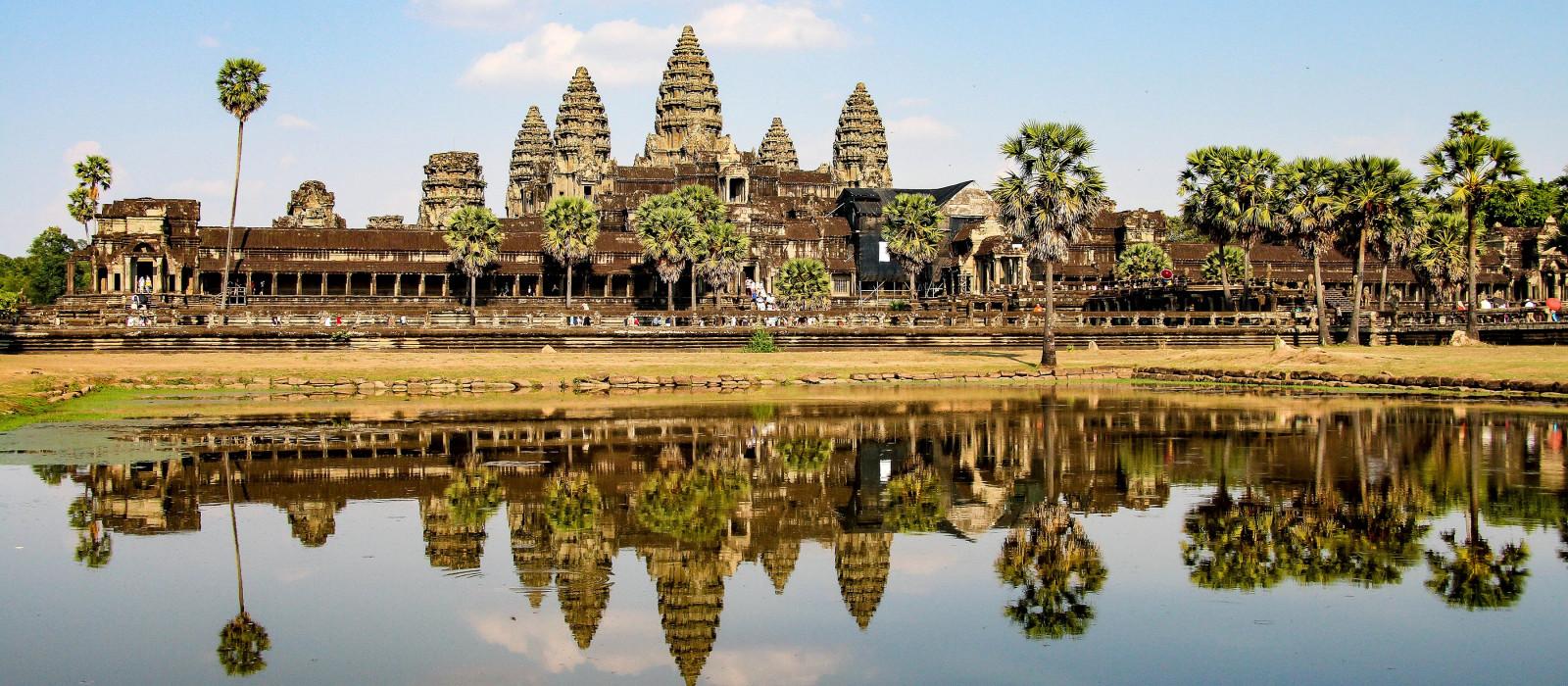 Höhepunkte von Laos, Vietnam und Kambodscha Urlaub 1