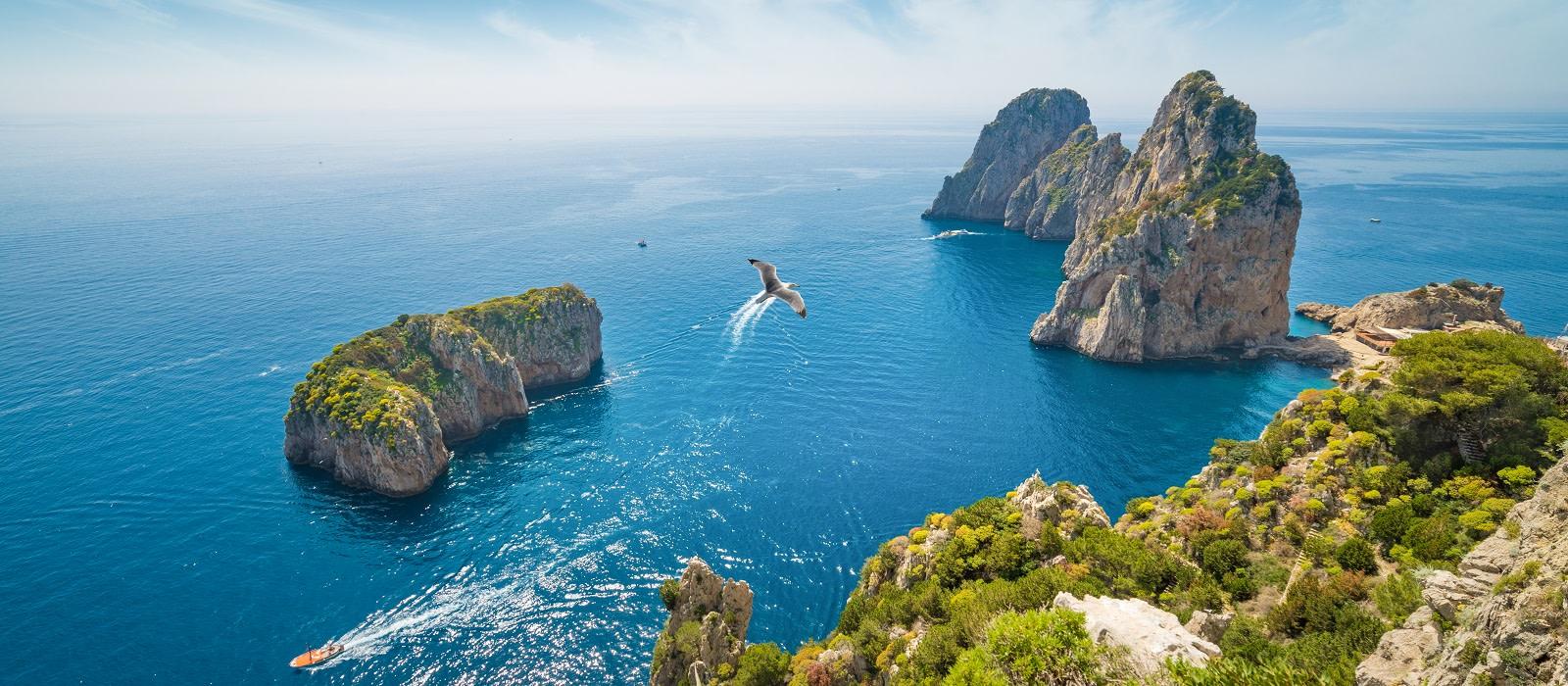 Southern Culture and the Amalfi Coast Tour Trip 1